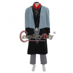 Cosplaydiy Ardyn Costume Cosplay Final Fantasy XV Adult's Custom Made Outfit Cosplay for Halloween Carnival Party