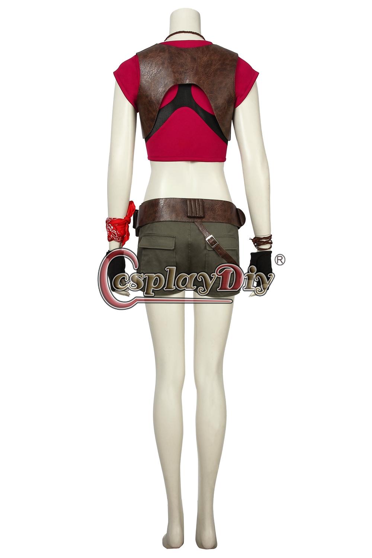 With Shoes Jumanji Cosplay Costume Welcome To The Jungle Martha Kaply Ruby Roundhouse Cosplay Costume Full Set Custom Made Jumanji