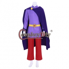 Cosplaydiy Game The Legend of Zelda Vaati Cosplay adult costume Custom Made full set for Halloween