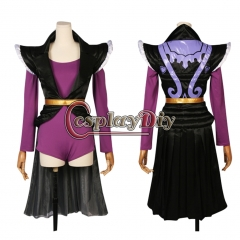 Cosplaydiy Anime JOJO JoJo's Bizarre Adventure 3 Vanilla Ice Cosplay Costume halloween costume custom made outfit