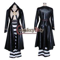 Cosplaydiy Anime JOJO JoJo's Bizarre Adventure Golden Wind Risotto Nero Cosplay Costume halloween costume custom made