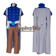 Cosplaydiy Anime JOJO JoJo's Bizarre Adventure 7 Julius Caesar Zeppeli Cosplay Costume halloween costume custom made