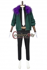 Cosplaydiy Anime My Hero Academia Overhaul Kai Chisaki Cosplay Costume Boku no Hero Akademia costume outfit custom made