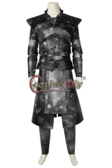 (Without Shoes) Game of Thrones Night's King cosplay costume custom made men's costume halloween fancy outfit