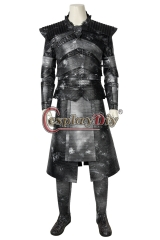 (With Shoes) Game of Thrones Night's King cosplay costume custom made men's costume halloween fancy outfit