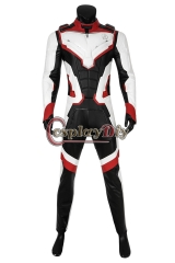 (Without Shoes) Avengers 4 Endgame Costume Quantum Realm Team Thor Cosplay Captain America Iron Adult Halloween Jumpsuit