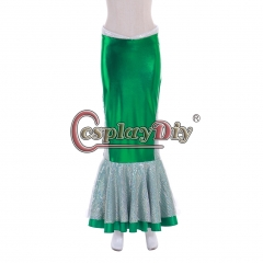 Cosplaydiy Mermaid Tail Costume Mermaid Dress Princess Dresses Cosplay Mermaid Dress For Party Dance stage performance