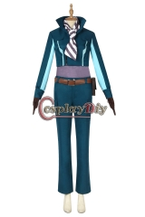 (Without shoes) Anime Symphogear XV Maria Cadenzavna Eve cosplay costume Uniform adult halloween custom made