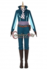 (With shoes) Anime Symphogear XV Maria Cadenzavna Eve cosplay costume Uniform adult halloween custom made