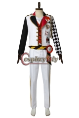 Cosplaydiy Game Twisted Wonderland Costume Cater Diamond Cosplay Alice In Wonderland Riddle Adult Heartslabyul Halloween Uniform Custom Made