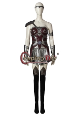 (With Shoes) The Boys Season 1 Costume Queen Maeve Cosplay Fancy Dress Adult Women Halloween Carnival Outfit Custom Made