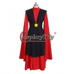 Cosplaydiy Avatar: The Last Airbender Cosplay Mai cosplay costume custom made