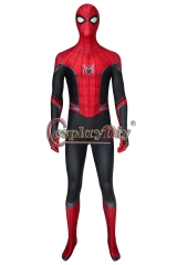 Spider-Man Far From Home Spider-Man Peter·Parker Body Suit Cosplay Costume Carnival Jumpsuit