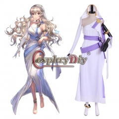 Cosplaydiy Game Fire Emblem Heroes Kamui Cosplay Costume Women Dress Christmas Halloween full set Custom Made